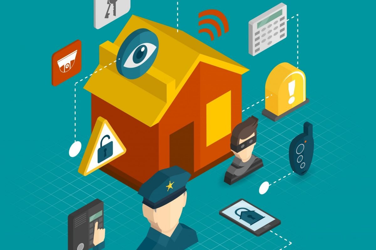 Basic Problems With Home Security System's