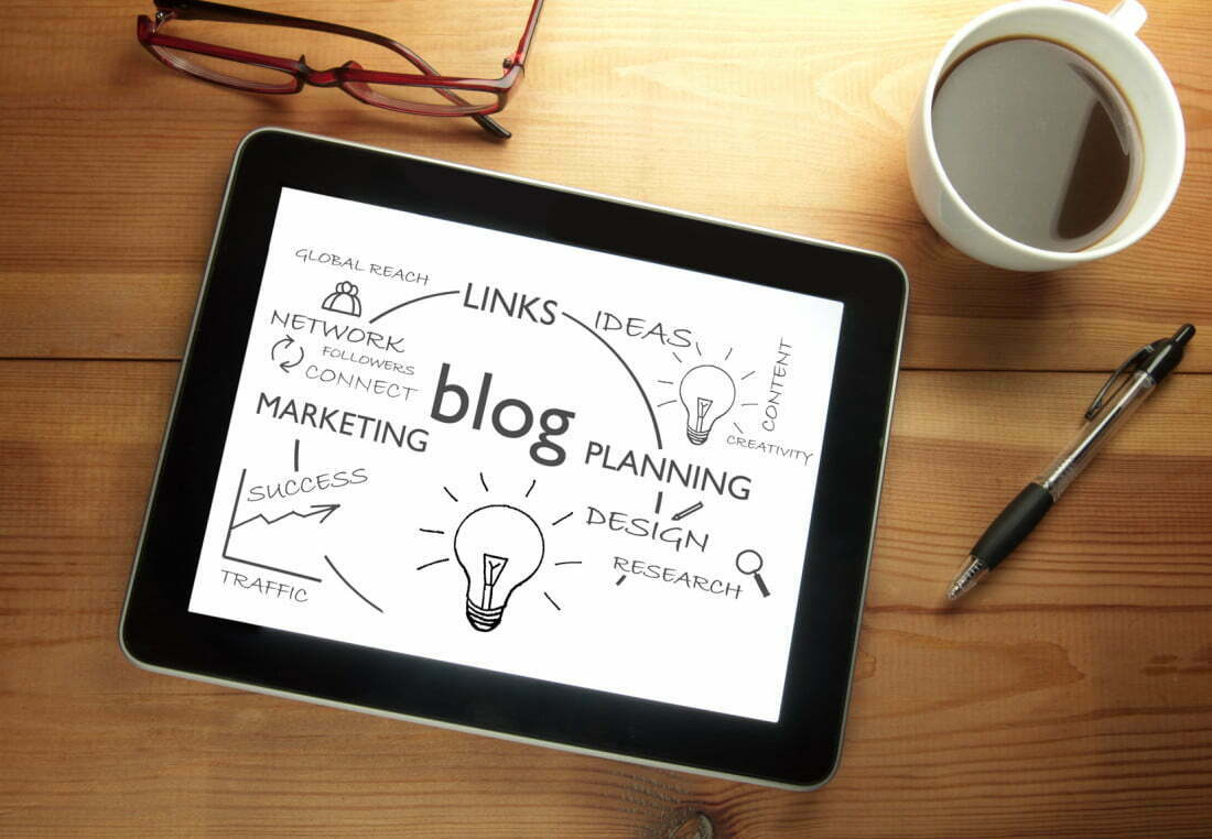 Eight Tips For Successful Business Blogging